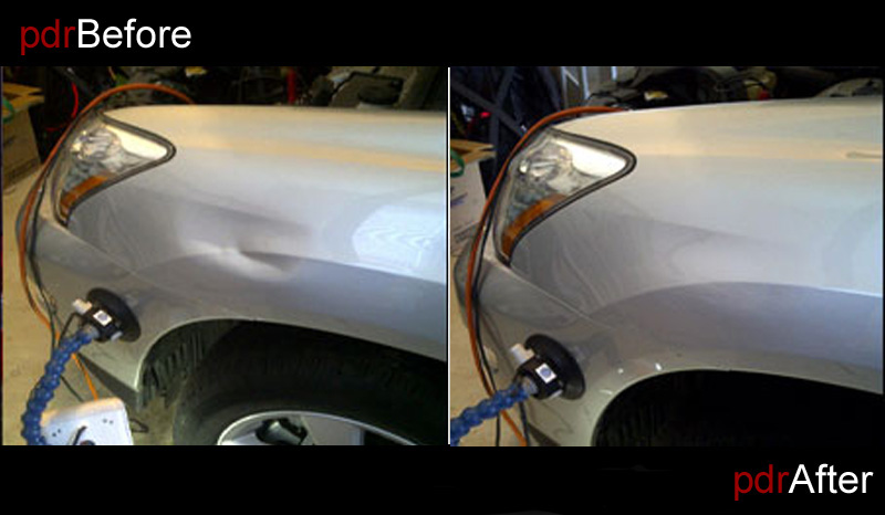 Paintless Dent Repair - Paintless Dent Removal - NJ, NY, CT, NYC ...